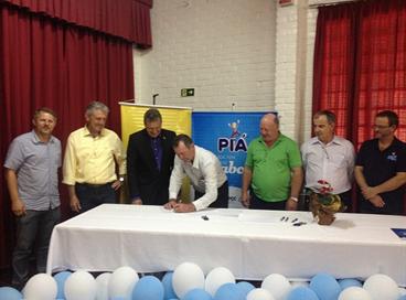 Pioneira na adesão do PAS Leite Campo, Piá assina termo de compromisso com programa