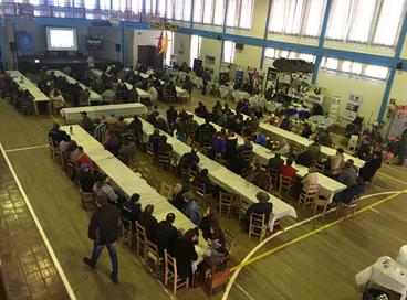 Mais de 500 produtores de leite participaram  de Seminário do Leite da Piá