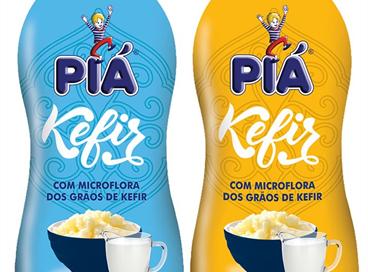 BEBIDA PROBIÓTICA À BASE DE KEFIR CHEGA AO MERCADO