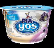 Iogurte Yos com Creme e Polpa de Mirtilo - 100g