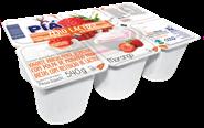 Iogurte Parcialmente Desnatado com Polpa de Morango para Dietas com Restrição de Lactose - 540g