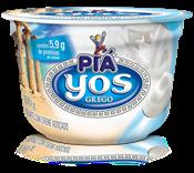 Iogurte com Creme Adoçado  - 100g