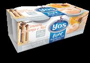Iogurte com Polpa de Cenoura, Laranja e Mel Light - 250g