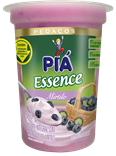 Iogurte Integral com Preparado de Mirtilo - 150g