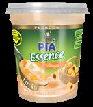 Iogurte Integral com Preparado de Pêssego - 500g