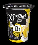 Iogurte X-Protein Parcialmente Desnatado extra proteína Banana - 150 g
