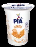 Iogurte Cremoso Parcialmente Desnatado Cenoura, Laranja e Mel - 150g