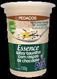 Iogurte Integral Essence Baunilha Com Raspas Sabor Chocolate - 150g