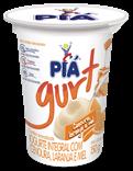 Iogurte Integral com Cenoura, Laranja e Mel - 150g
