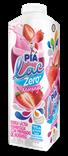 Bebida Láctea Fermentada com Preparado de Morango 0% de Gorduras Totais - 1000g