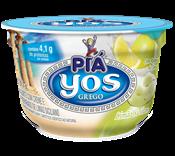 Iogurte com Creme e Preparado de Limão Siciliano - 100g