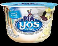 Iogurte Yos com Creme Sabor Baunilha com Favas - 100g