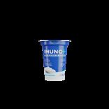 Iogurte parcialmente desnatado com beta-glucana de levedura e preparado de Morango para dietas com restrição de lactose