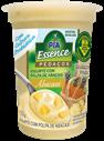 Iogurte com polpa e pedaços de abacaxi - 150g