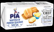 Manteiga Sem Sal Tablete